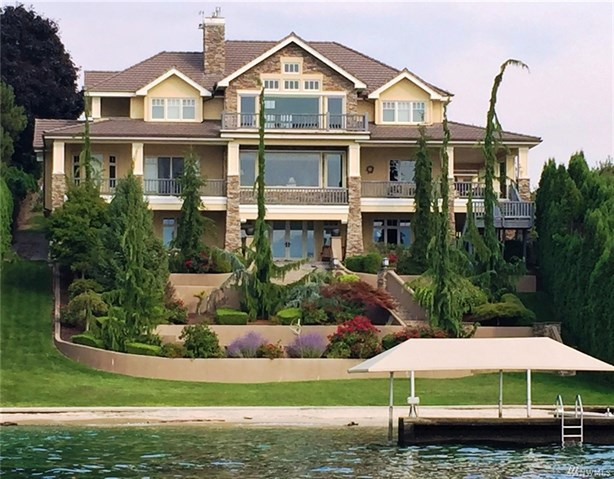 Highest Priced Home Sold on Lake Chelan in 2017