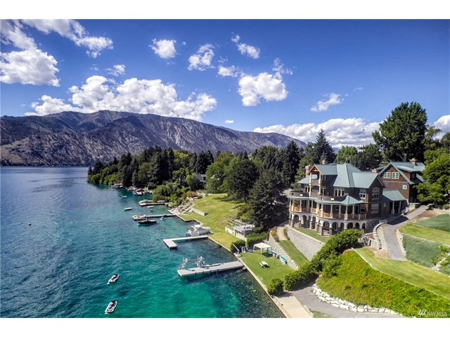 Lake Chelan Real Estate